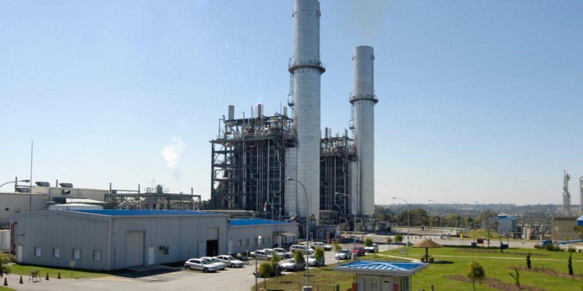 Usina Elétrica a Gás de Araucária (UEGA): sociedade entre Petrobras (20%) e Copel (80%)