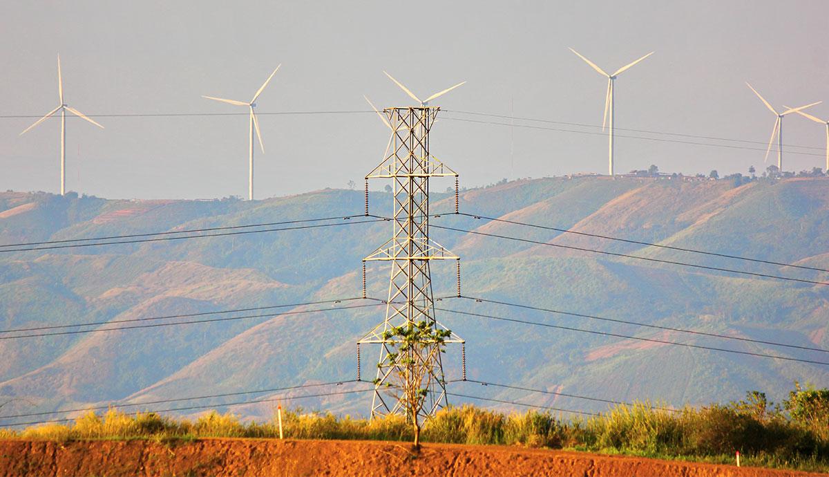 Uma visão geral da energia elétrica no mundo