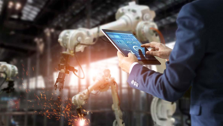 A energia digital: conectando sistemas de energia automatizados à IoT.